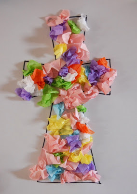 Easter crafts for Sunday school 4