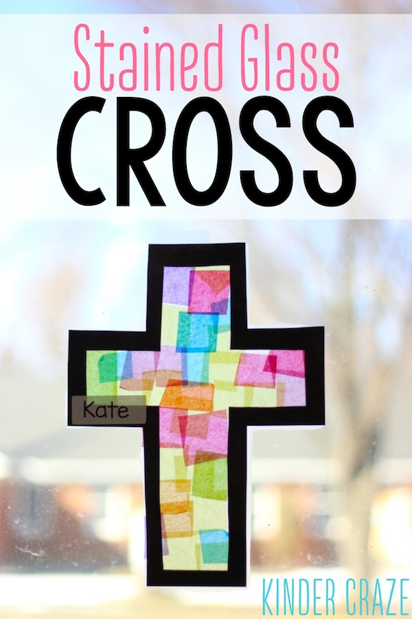 Easter crafts for Sunday school 2