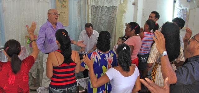 cuban pastors