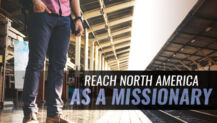 christian missionary