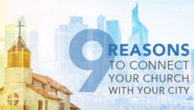 9 Reasons to Connect Your Church with Your City
