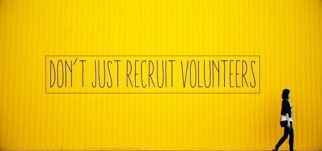 volunteering culture