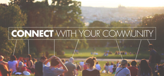 Planter: 7 Ways You Need to Connect With Your Community