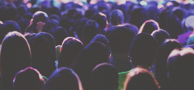 Why You Should Stop Trying to Draw a Crowd
