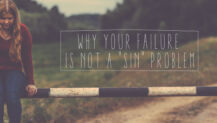 feeling like a failure