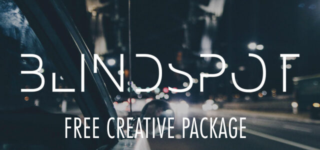 """Free Creative Package: """"Blind Spot"""""""