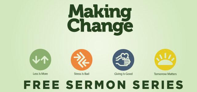 """Free Sermon Series Package: """"Let Us"""""""