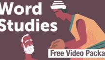 Free Video Package: Word Study Series