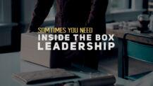INSIDE the Box Leadership