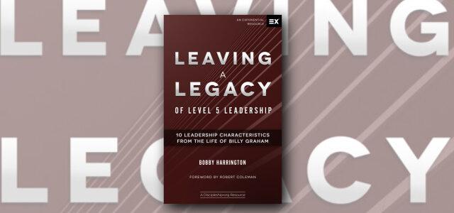 "Free eBook: ""Leaving a Legacy of Level 5 Leadership"" by Harrington"